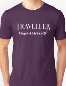 NEW CHRIS STAPLETON TRAVELLER 2016 ART LOGO 002YSTR T-Shirt