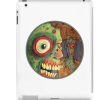 Apocalyptic circle of undead iPad Case/Skin