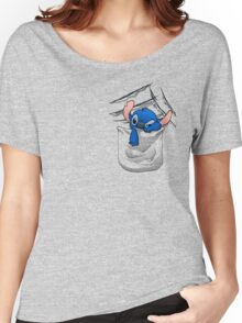 Badness Level Rising Women's Relaxed Fit T-Shirt