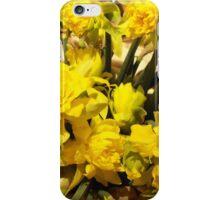 ...it's almost Spring! daffodils..2000 VISUALIZZAZ. GIUGNO  2013-VETRINA RB EXPLORE 17 MARZO 2012 ---- iPhone Case/Skin