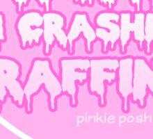 Furry Fandom - So Cute I Crashed Furaffinity Sticker