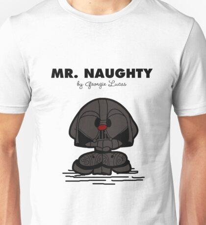 Mr Naughty Unisex T-Shirt