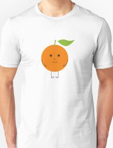 Orange character Unisex T-Shirt