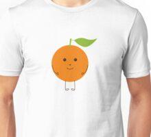 Orange character Unisex T-Shirt