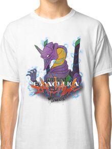 Evangelion - Unit 01 Classic T-Shirt