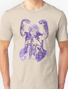 Thulsa Portrait (Purple) T-Shirt