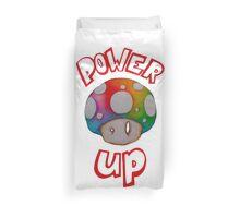 Super Mario Mushroom Duvet Cover