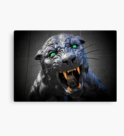 Panther Power! Canvas Print