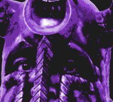 Thulsa Portrait (Purple) Sticker