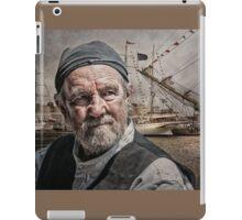 The Old Salt iPad Case/Skin