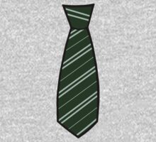 Slytherin Tie  Kids Clothes