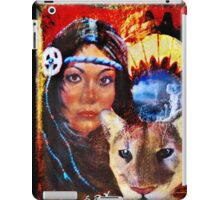 Mountain Lion Medicine iPad Case/Skin