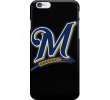 milwauke brewers iPhone Case/Skin