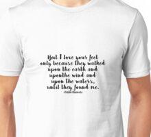 Pablo Neruda Unisex T-Shirt