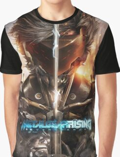 Metal Gear Rising Graphic T-Shirt