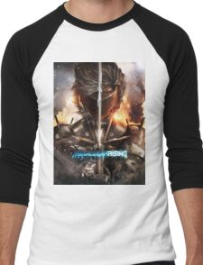 Metal Gear Rising Men's Baseball ¾ T-Shirt