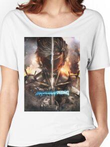 Metal Gear Rising Women's Relaxed Fit T-Shirt