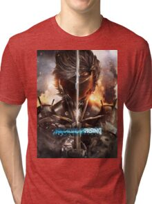 Metal Gear Rising Tri-blend T-Shirt