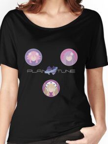 Planeptune Guardians v1 Women's Relaxed Fit T-Shirt