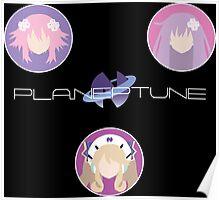 Planeptune Guardians v1 Poster