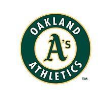 oakland athletic by probolucu69