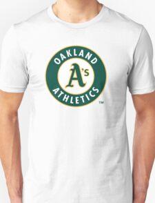 oakland athletic T-Shirt