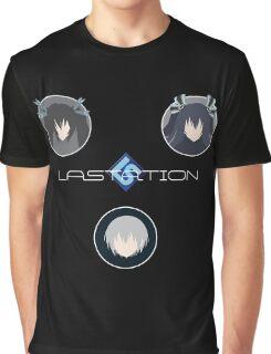 Lastation Guardians v1 Graphic T-Shirt