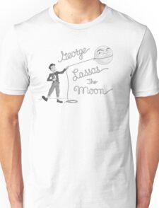 George Lassos the Moon Unisex T-Shirt