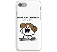 Little Miss Princess iPhone Case/Skin