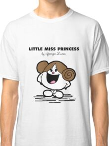 Little Miss Princess Classic T-Shirt
