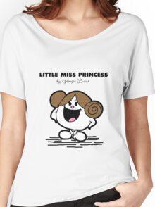 Little Miss Princess Women's Relaxed Fit T-Shirt