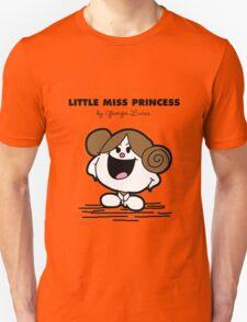 Little Miss Princess T-Shirt