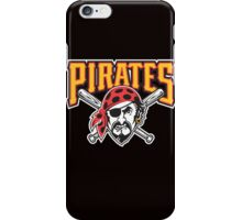 pitsburgh pirates iPhone Case/Skin