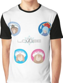 Lowee Guardians v1 Graphic T-Shirt