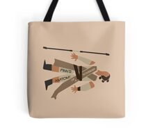 Anatomy of a Scavenger Tote Bag
