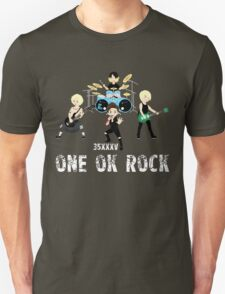 ONE OK ROCK band T-Shirt