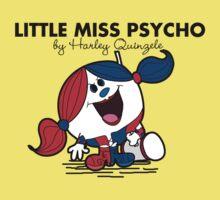 Little Miss  Psycho Kids Tee