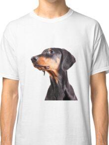 doberman pinscher Classic T-Shirt