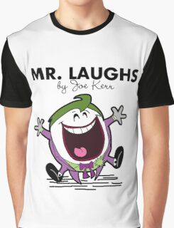 Mr Laughs Graphic T-Shirt