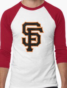 san francisco giants Men's Baseball ¾ T-Shirt