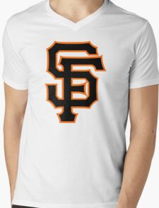 san francisco giants Mens V-Neck T-Shirt