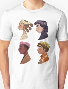 Flower crown set T-Shirt