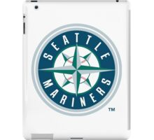 seattle marines iPad Case/Skin