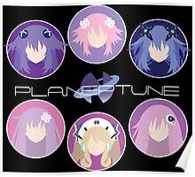 Planeptune Guardians v2 Poster