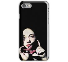 Masque of Red Death iPhone Case/Skin