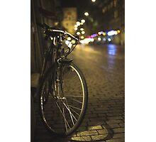 Swiss Bike Photographic Print