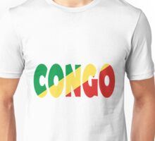 Congo Unisex T-Shirt