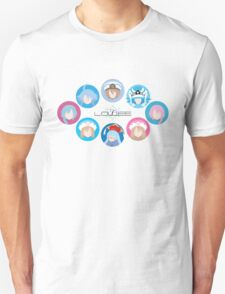 Lowee Guardians v2 Unisex T-Shirt