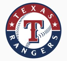 texas rangers Kids Tee