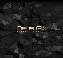 Deus Ex  Mankind Divided by baybayse
